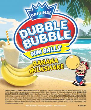 Banana Milkshake 800count