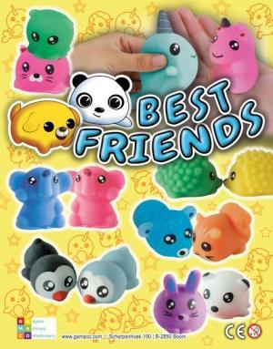 Best Friends_ squishy_super doux_capsule squishy