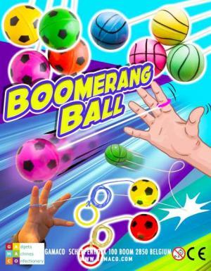 Boomerang Ball_Rebondissant_