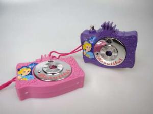 Pink View Camera