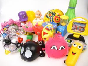 Melange jouets