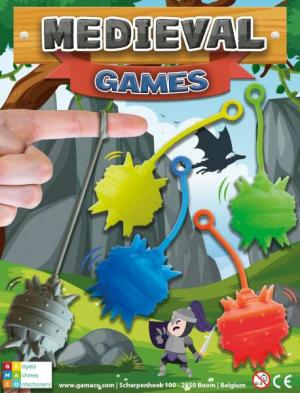 Medieval Games_hammer sticky_gluants_capsules