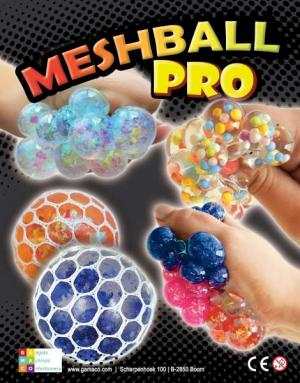 Meshball pro_ balles globules_ Meshball - Squishy Ball_ Grape Ball